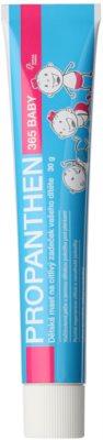 Propanthen 365 Baby crema protectora contra irritación de pañal con efecto regenerador