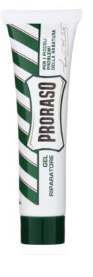 Proraso Green гел за спиране на кървенето след бръснене
