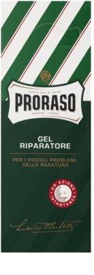 Proraso Green гел за спиране на кървенето след бръснене 2
