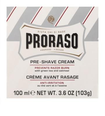 Proraso White Pre-Shave-Creme für empfindliche Haut 2