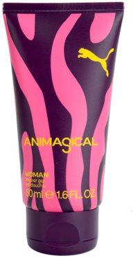 Puma Animagical Woman sprchový gél tester pre ženy
