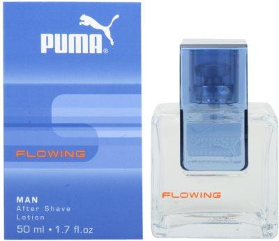Puma Flowing Man after shave pentru barbati