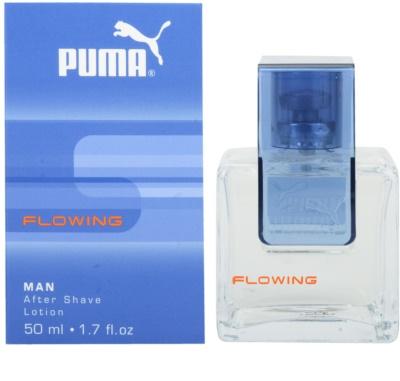 Puma Flowing Man loción after shave para hombre