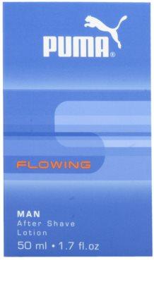 Puma Flowing Man borotválkozás utáni arcvíz férfiaknak 2