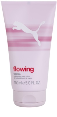 Puma Flowing Woman leite corporal para mulheres