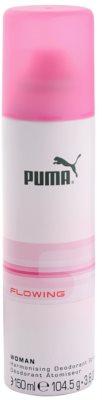 Puma Flowing Woman deodorant Spray para mulheres
