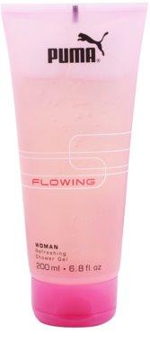 Puma Flowing Woman gel de ducha para mujer