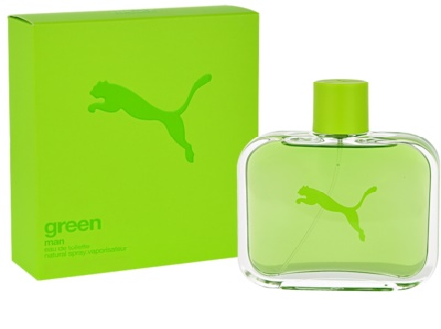 Puma Green Man Eau de Toilette para homens