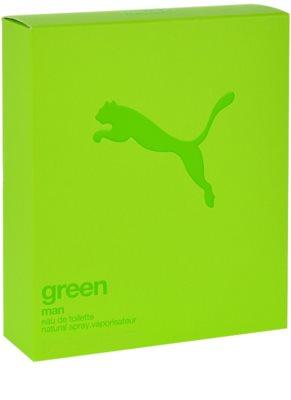 Puma Green Man Eau de Toilette pentru barbati 2
