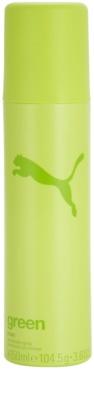 Puma Green Man deodorant Spray para homens