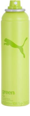 Puma Green Man deodorant Spray para homens 1