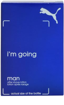Puma I Am Going Man after shave pentru barbati 4