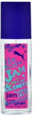 Puma Jam Woman deodorant s rozprašovačom pre ženy