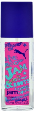 Puma Jam Woman desodorizante vaporizador para mulheres