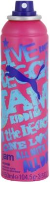Puma Jam Woman Deo-Spray für Damen 1