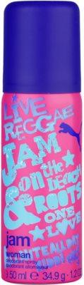 Puma Jam Woman dezodor nőknek