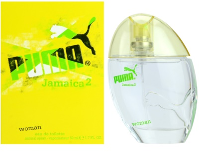 Puma Jamaica 2 Woman Eau de Toilette für Damen