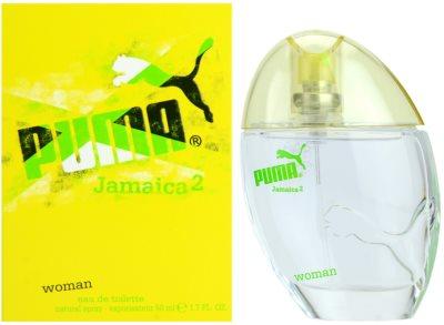 Puma Jamaica 2 Woman Eau de Toilette pentru femei