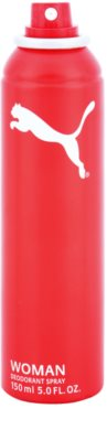 Puma Red and White Deo Spray for Women 1