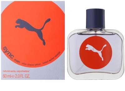 Puma Sync woda po goleniu dla mężczyzn