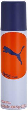 Puma Sync deodorant Spray para homens