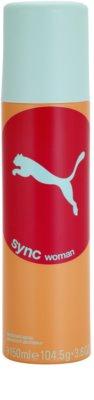 Puma Sync deodorant Spray para mulheres