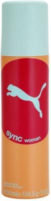 Puma Sync dezodorant w sprayu dla kobiet