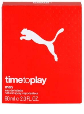 Puma Time To Play eau de toilette para hombre 4