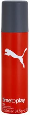 Puma Time To Play deodorant Spray para homens