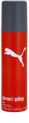 Puma Time To Play дезодорант-спрей для чоловіків
