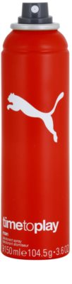 Puma Time To Play desodorante en spray para hombre 1