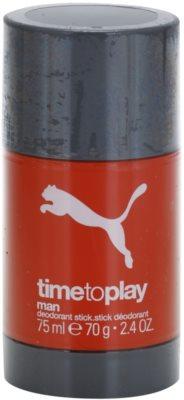 Puma Time To Play desodorante en barra para hombre