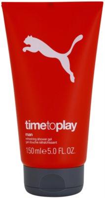 Puma Time To Play gel de ducha para hombre