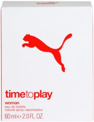 Puma Time To Play Eau de Toilette para mulheres 4