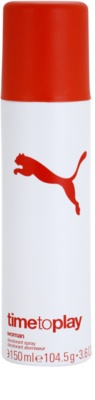Puma Time To Play Deo Spray for Women