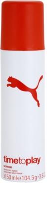 Puma Time To Play дезодорант-спрей для жінок