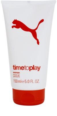 Puma Soccer Limited Edition Duschgel für Damen