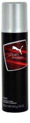 Puma Urban Motion deodorant Spray para homens
