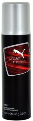 Puma Urban Motion deospray pro muže