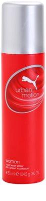 Puma Urban Motion Woman deodorant Spray para mulheres