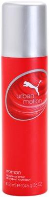 Puma Urban Motion Woman dezodor nőknek