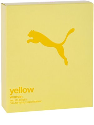 Puma Yellow Woman Eau de Toilette für Damen 2