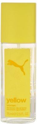 Puma Yellow Woman desodorizante vaporizador para mulheres