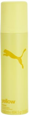 Puma Yellow Woman Deo-Spray für Damen