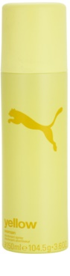 Puma Yellow Woman deospray pentru femei