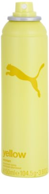 Puma Yellow Woman Deo-Spray für Damen 1