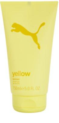 Puma Yellow Woman Duschgel für Damen