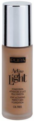Pupa Active leichtes Make-up SPF 10