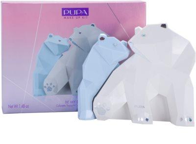 Pupa Be My Bear paletta az egész arcra 2