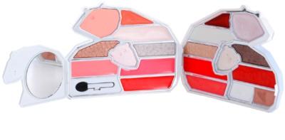 Pupa Be My Bear make-up paletta szemre és szájra